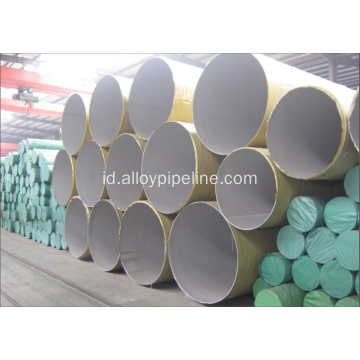 ASTM A790 S32750 Duplex Steel Welded Pipe
