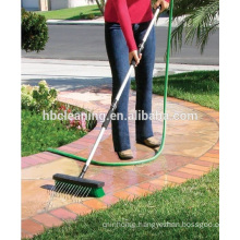 water jet sweeping broom