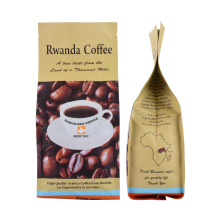 Custom Printed Sealable Ground Coffee Packaging Bag