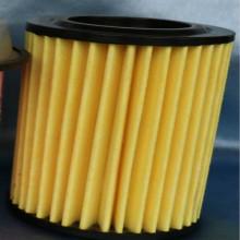 Car air filter non-woven