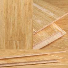 T & G Natural Strand gewebt Bambusbodenbelag 10mm 12mm 14mm
