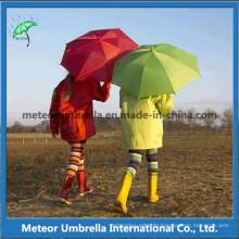 Quality Fashion Folding Kids Children Umbrella for Promotion Gift Use