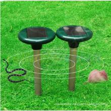 Outdoor Ultrasonic Waves Pulse Solar Power Garden Pest Rodent Snake Repeller