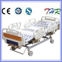 Cama de hospital manual de 3 manivelas (THR-BLC3611L)