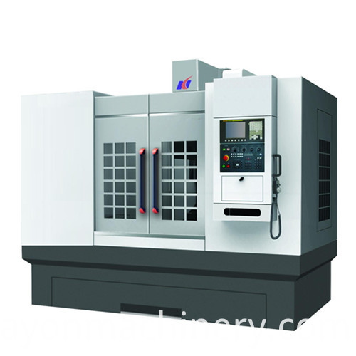 New and Competive CNC Milling Center