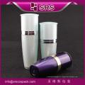 SRS fornecimento vazio 15ml 30ml 50ml 80ml 120ml arcylic plástico shampoo garrafa embalagem