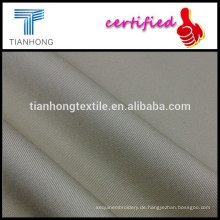 Khachi fester Baumwolle Twill gewebt Spandex stretch-Material mit Elastan für einheitliche Hose