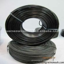 Tamanhos de fio de ferro preto de 0,2 mm a 6,04 mm