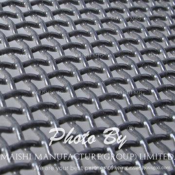 Black Stainless Steel Security Screens