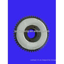Engranaje de metal de alta precisión de alta calidad