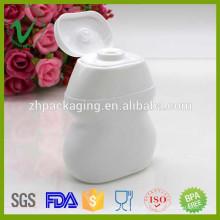 40ml novo produto exclusivo de qualidade branca HDPE garrafa de plástico espremer