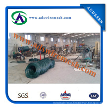 1mm-5mm Outside Diameter PVC Coated Iron Wire