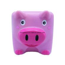 Изготовленный на заказ пластичный ПВХ животных свиней Shaped Toys