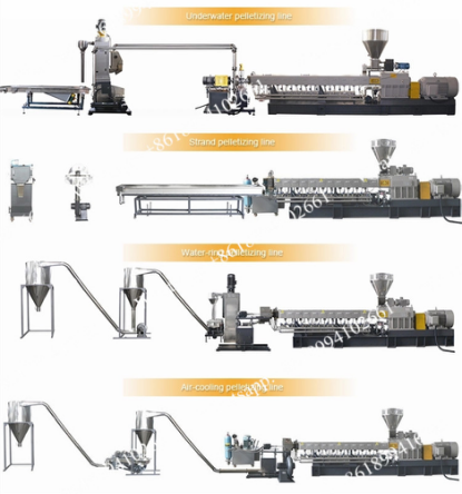 Recycling Extruder Machine
