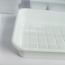 high quality disposable PS sterile blister tray