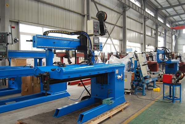 Longitudinal Seam Welding Machine 2
