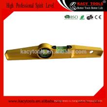 Высокий уровень качества спирта / Сверхпрочный алюминиевый спиртовой уровень / Уровень алюминия литого алюминия KC-37005
