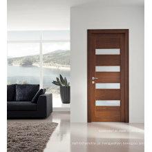 Quartos de preços acessíveis portas de madeira de madeira de madeira