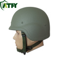 Casco antibalas resistente al casco balístico y de fragmentación de combate NIJ nivel IIIA