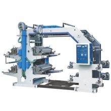 Máquina de impressão flexível das linhas da Quatro-cor (EC)