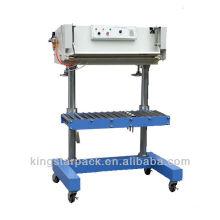 Máquina de vedação de filme PFS750A para saco de arroz