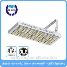 Iluminación de túnel LED cETL DLC 300W módulo led flood light
