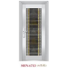 Stainless Steel Door for Outside Sunshine (SBN-6713)