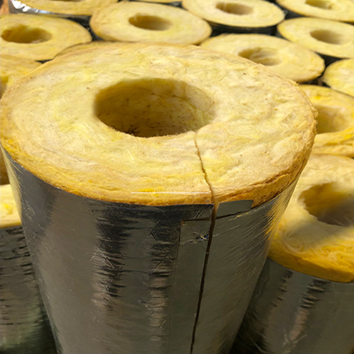Centrifugal Glass Wool Pipe