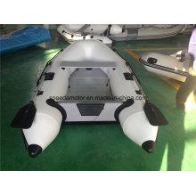 Lancha inflável de PVC