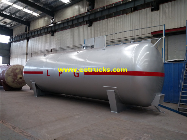 ASME 30MT 60000L Domestic LPG Tanks