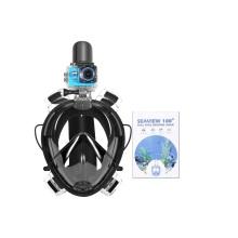 Máscara de snorkel de una pieza de nuevo estilo de precio de fábrica