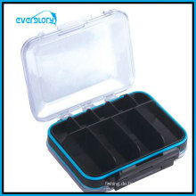 Transparente Farbe Wasser Proof Fly Box