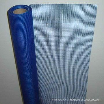 Maille de fibre de verre de renfort de mur de 5mm * 5mm 145G / M2