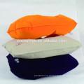 Almohada personalizada cuerpo hinchable flocado