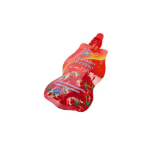 Stand up Pouch with Spout Packaging