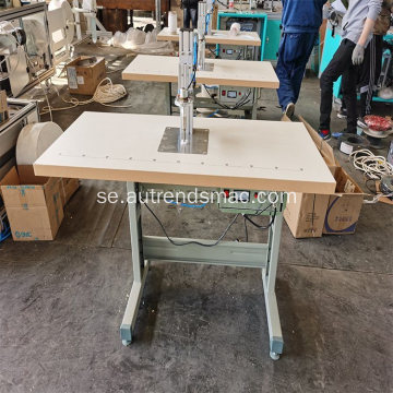 Semi Automatisk Earloop Spot Welding Machine Pris