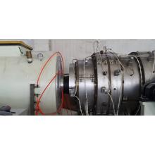 Linha de extrusão de tubos de abastecimento de água de PVC Lsz80 / 156