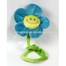 Peluche de flores de juguete de peluche de flores de juguete de flores suave para niños