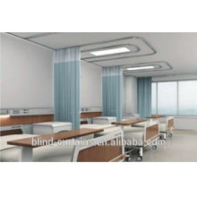 Rideaux divisionnaires cubiques d'hôpital