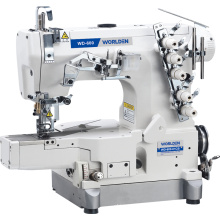 Wd-600-01CB-Da Direct Drive High Speed Small Cylinder Bed Interlock Sewing Machine