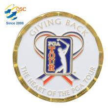 OEM ODM Customized Souvenir High Grade Challenge Metal Type Coin