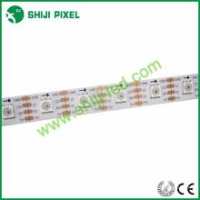 APA102C LED Strip, 60 LED / 60 píxeles por metro direccionable RGB LED Strip