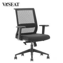 BIFMA Office Commercial Lift Swivel High Quality Executive Mesh and Fabric Chair