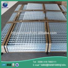 Sehr sehr hart und glänzend PVC und verzinkten geschweißten Mesh-Panels