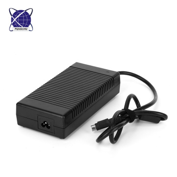 Adaptador de energia 32v 6.5a ac dc power supply