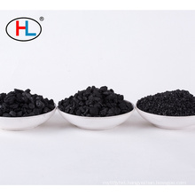 Impregnated koh activated charcoal