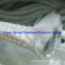 15X15mm Fiberglass Braided Square Rope