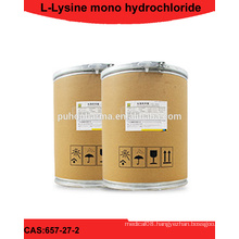 L-Lysine mono hydrochloride powder with AJI92 USP24 EP6 GB2009