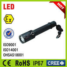 IP67 Rechargeable Mini Explosion Proof torche LED lumière de Chine