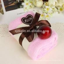 wholesalers china cotton yarn 21s wedding gift towel cake